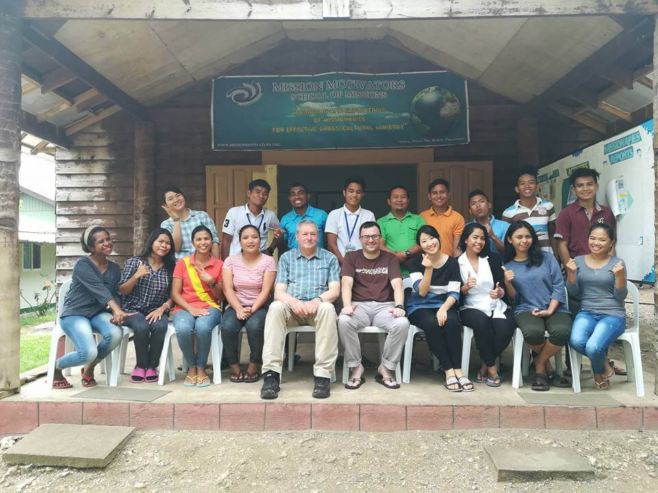 LMI with MM Students in the Philippines