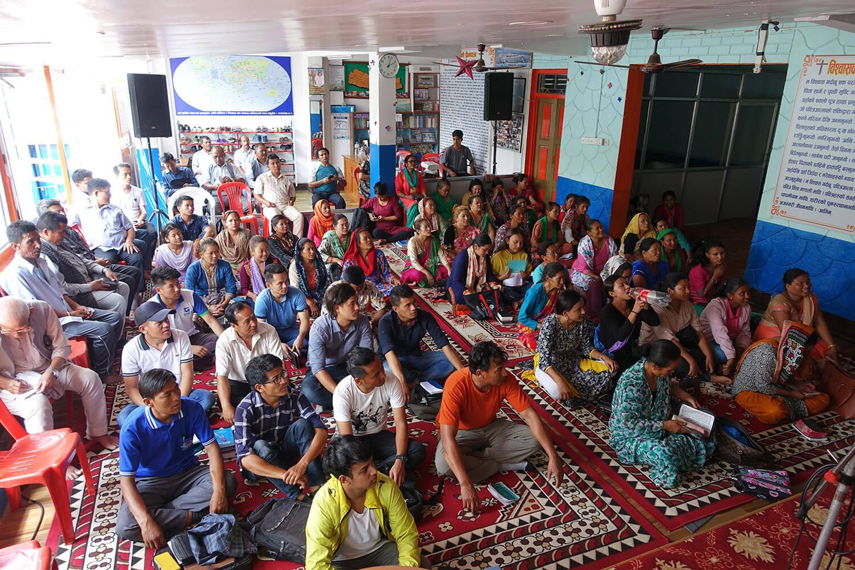 LMI leadership Seminar in Kathmandu, Nepal