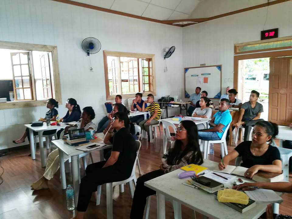 LMI training at Mission Motivators 2017 in the Philippines