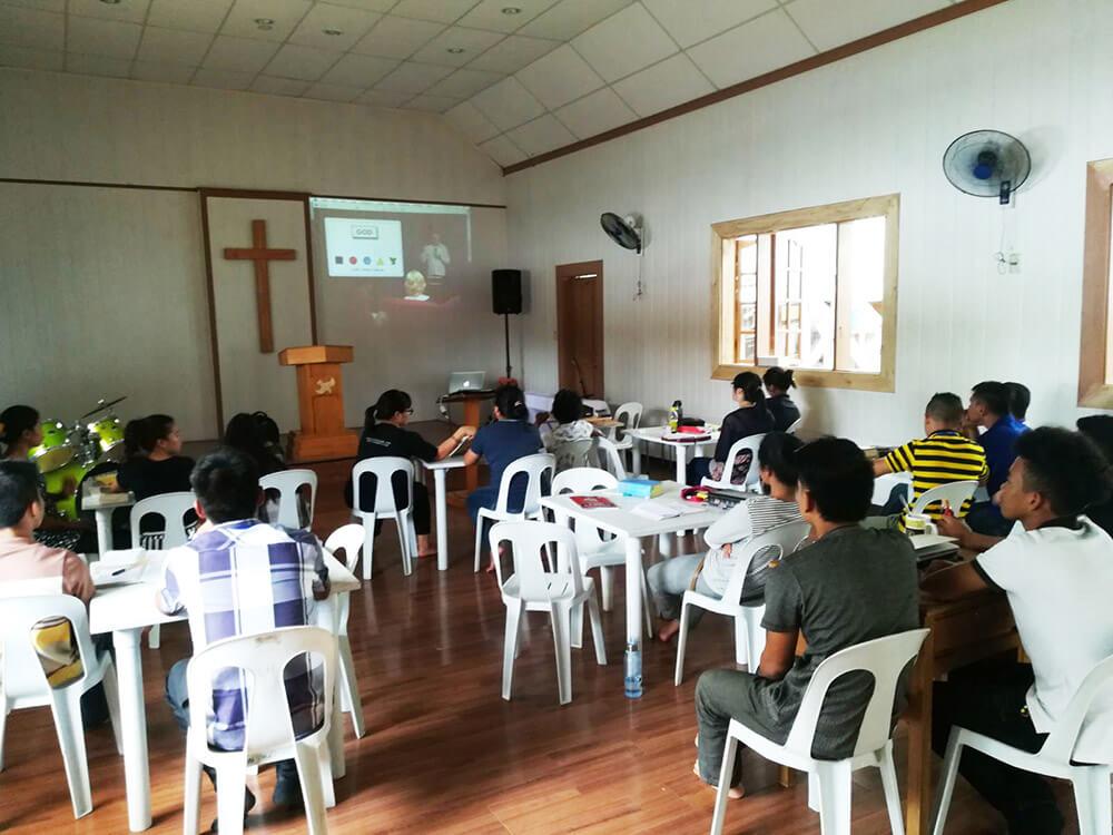 LMI training at Mission Motivators 2017