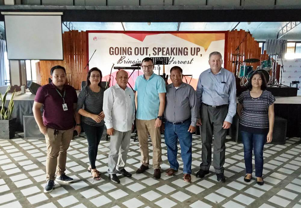 LMI at Jesus Heals Global Church