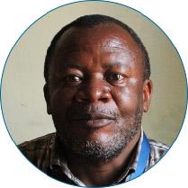 Pastor Eric Ngala, LMI's co-ordinator in Kenya