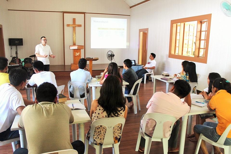 LMI's Philippines Initiative Leadership Training