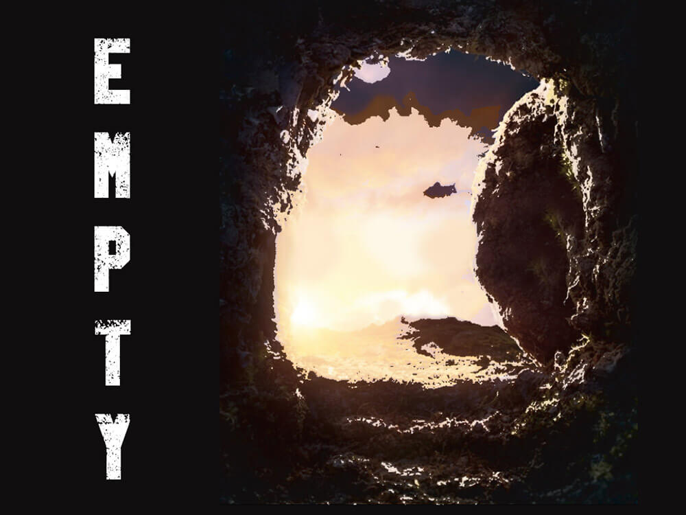 In 'Empty,' we explore this key historic event, discuss why an empty tomb is central to the Christian faith, and consider the serious consequences if the resurrection of Jesus is a lie.